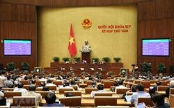 Tuần làm việc cuối cùng của Kỳ họp thứ 8, Quốc hội khóa XIV