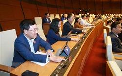 Quốc hội chính thức thông qua Luật Chứng khoán sửa đổi