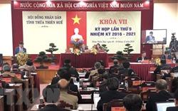 Thừa Thiên - Huế thu hồi, chuyển mục đích sử dụng đất hơn 1.000ha