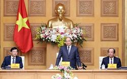 Thủ tướng gặp mặt các doanh nhân trẻ được tặng Giải thưởng Sao Đỏ