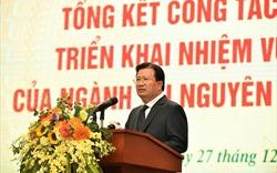 Sử dụng có hiệu quả các nguồn lực tài nguyên cho phát triển đất nước