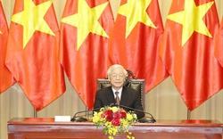 Thông điệp của Tổng Bí thư, Chủ tịch nước dịp Việt Nam đảm nhận trọng trách mới