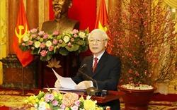 Chung sức đồng lòng vì một Việt Nam cường thịnh