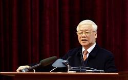 Bộ Chính trị gặp mặt nguyên lãnh đạo cấp cao của Đảng và Nhà nước