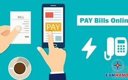 Thanh toán tiền điện online, đẩy lùi Covid-19
