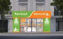 Tập đoàn BRG mở thêm 10 cửa hàng Hapro Food phục vụ nhân dân Thủ đô