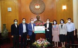 Ciputra Hanoi ủng hộ 5 tỷ đồng phòng, chống dịch Covid-19