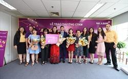 Mừng Xuân Canh Tý - Gửi lộc tri ân: Bac A Bank chúc mừng khách hàng trúng thưởng
