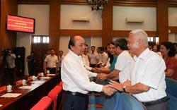 Thủ tướng Nguyễn Xuân Phúc tiếp xúc cử tri, báo cáo kết quả Kỳ họp Quốc hội