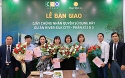River Silk City Sông Xanh gia tăng giá trị nhờ pháp lý đảm bảo