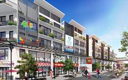 Khai Sơn Town ra hàng tiểu khu sầm uất nhất dự án