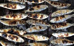 Lan man chợ cá