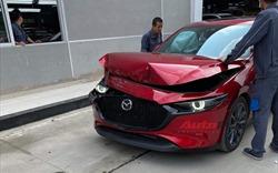 """Mazda 3 2020 """"toang đầu"""" nghi do lỗi phanh tự động"""