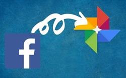 Người dùng có thể chuyển ảnh từ Facebook sang Google Photos
