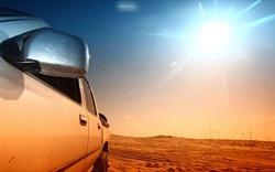 Những cách bảo vệ, chăm sóc ôtô ngày nắng nóng