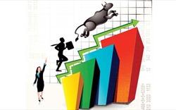 VN-Index lên hơn 14 điểm, cổ phiếu bất động sản đua nhau tăng trần
