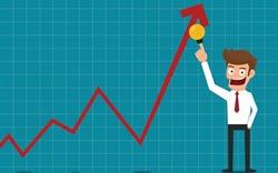 Chứng khoán không ngừng tăng, cổ phiếu bất động sản lại đua nhau bứt phá