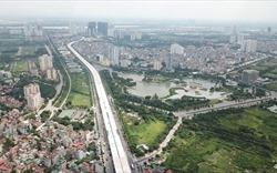 Dự án cầu cạn Mai Dịch - Nam Thăng Long dự kiến thông xe vào dịp 10/10