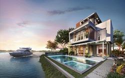 Ra mắt tuyệt tác kiến trúc hiện đại, Aqua City tiếp tục tạo sóng