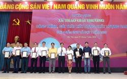Sân bay quốc tế Vân Đồn được trao giải thưởng Công trình chất lượng cao
