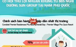 [Infographic] Chính sách hỗ trợ tài chính mới hấp dẫn nhất thị trường từ Sun Group
