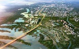 Nhờ phát triển hạ tầng giao thông, đất nền Đông Anh liên tục tăng giá