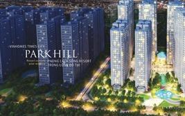 Sang nhượng căn hộ Park Hill 3 căn góc, 3 phòng ngủ