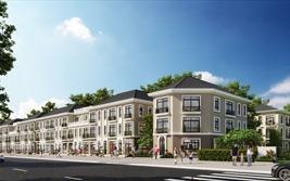 Thị trường shophouse Hà Nội: Nhà đầu tư sốt sắng đặt mua Vinhomes Green Bay