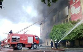 Hà Nội tăng cường rà soát phòng cháy chữa cháy