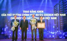 Hiệp hội Bất động sản Việt Nam nhận bằng khen của Thủ tướng Chính phủ