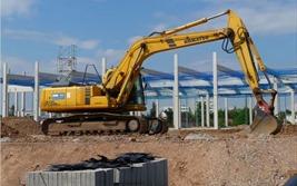 Giá thành đầu tư bất động sản sẽ giảm nhờ tự động hóa máy móc xây dựng