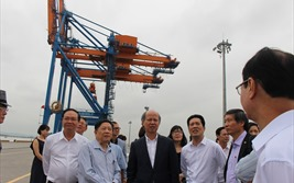 Lãnh đạo Hiệp hội Bất động sản Việt Nam thăm 4 dự án bất động sản tiêu biểu của Hải Phòng