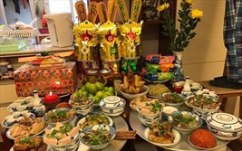 Lễ cúng Ông Công, Ông Táo tiến hành ở bếp hay trên ban thờ?