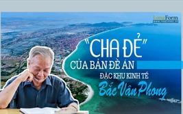 """Đặc khu kinh tế Bắc Vân Phong: Giấc mơ dang dở về """"Tổ Phượng hoàng"""""""