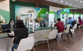 Vietcombank điều chỉnh tính năng chuyển tiền từ thiện