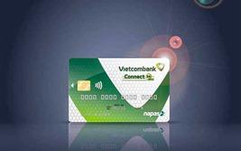 Vietcombank chuyển đổi được trên 1 triệu thẻ từ sang thẻ chip