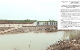 Chủ tịch tỉnh Thái Bình chịu trách nhiệm trong loạt sai phạm đất đai