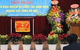 Đô thị Hà Nội ngày càng được cải thiện khang trang