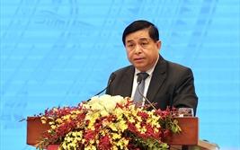"""Bộ trưởng Nguyễn Chí Dũng: """"Cần hành động nhanh và mạnh hơn để hỗ trợ DN"""""""