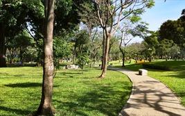 TP.HCM đặt mục tiêu tăng thêm 650ha đất công viên vào năm 2030