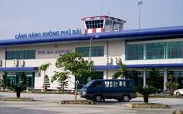 Nghiên cứu kéo dài đường cất hạ cánh Cảng hàng không quốc tế Phú Bài
