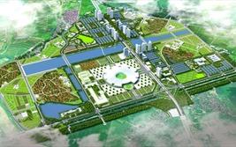 Hà Nội công bố các đồ án quy hoạch khu Trung tâm Hội chợ triển lãm quốc gia tại Đông Anh