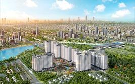 Lộ diện dự án bất động sản phân khúc cao cấp giá tầm trung tại quận 12