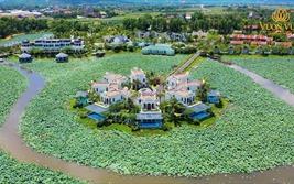 Sức hút đặc biệt của siêu phẩm biệt thự du lịch nghỉ dưỡng ven đô - Vườn Vua Resort & Villas
