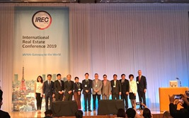 Hiệp hội Bất động sản Việt Nam tham dự Hội nghị Bất động sản Quốc tế IREC 2019