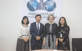 Hiệp hội Bất động sản Việt Nam tiếp Tổng Lãnh sự New Zealand