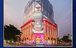 Viên kim cương lấp lánh DOJI Tower: Báu vật mới của du lịch Hà Nội
