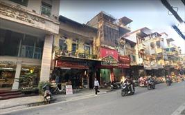 Bất động sản 24h: Đắt như đất phố cổ Hà Nội, giá trung bình hơn 540 triệu đồng/m2