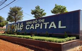 Bình Phước: Cảnh giác khi giao dịch tại dự án Mỹ Lệ Capital