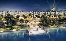 Long An sắp có khu nhà ở ven sông chuẩn Singapore